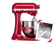 Кулинарный центр KitchenAid 5KSM7580XEER, красный