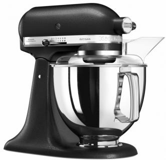 Кулинарный центр KitchenAid 5KSM175PSEBK, чугун