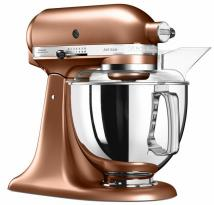 Кулинарный центр KitchenAid 5KSM175PSECP, Медный
